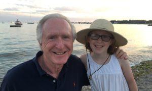 Bob Martin and Keira Ely