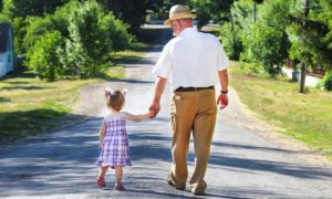 Grandparenting Is Good For You