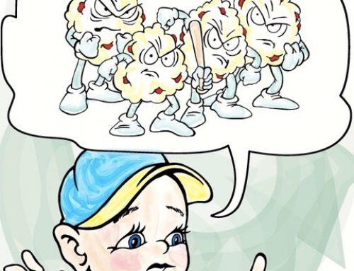 Stop Pediatric Cancer Like We Do Terrorists!